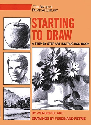 Starting to Draw - Blake, Wendon