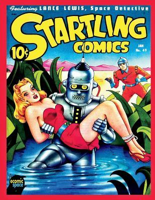 Startling Comics #49 - Publications, Better, and Escamilla, Israel (Editor)