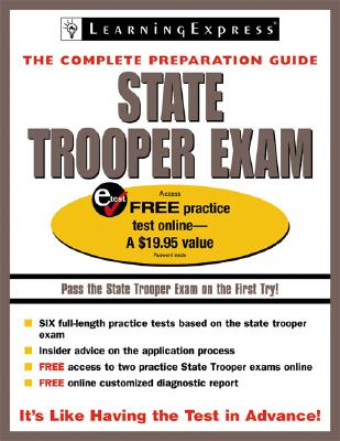 State Trooper Exam - Learning Express LLC