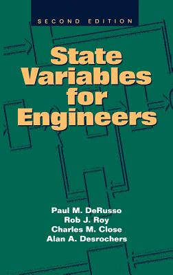 State Variables for Engineers - Derusso, Paul M