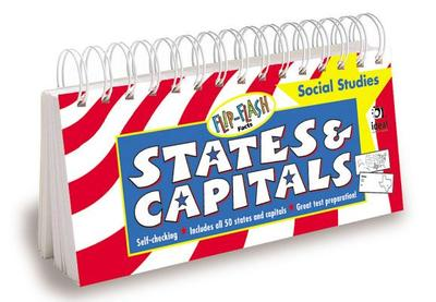 States & Capitals - McGraw-Hill Childrens Publishing (Manufactured by)