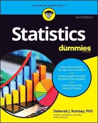 Statistics for Dummies - Rumsey, Deborah J