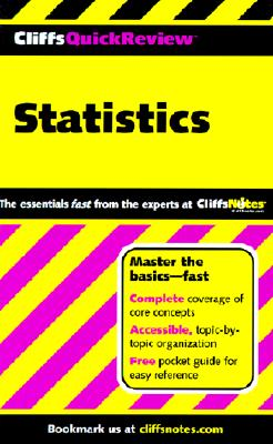 Statistics - Cliffs Notes (Creator), and Voelker, David H