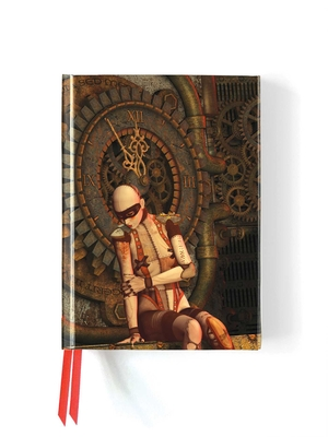 Steampunk Mannequin (Foiled Journal) - Flame Tree Studio (Creator)