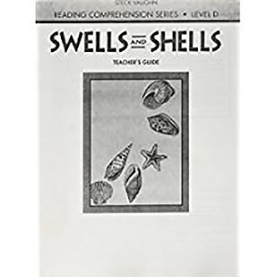 Steck-Vaughn Reading Comprehension Series: Teacher's Guide Swells and Shells Revised 1993 - Steck-Vaughn Company (Prepared for publication by)