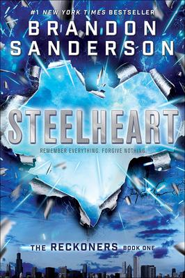 Steelheart - Sanderson, Brandon