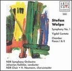 Stefan Wolpe: Symphony No. 1; Yigdal Cantata; Chamber Pieces 1 & 2