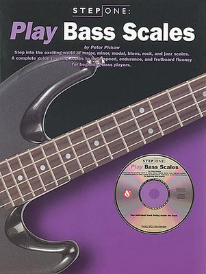 Step One: Play Bass Scales - Music Sales Corporation (Creator)