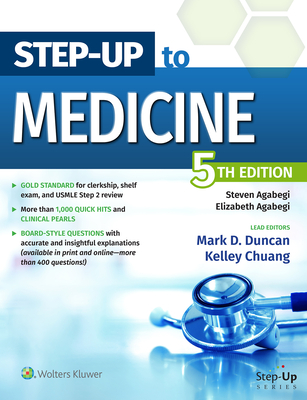 Step-Up to Medicine - Agabegi, Steven, Dr., MD