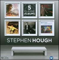 Stephen Hough: 5 Classic Albums - Ronan O'Hora (piano); Stephen Hough (piano); Wolfgang Amadeus Mozart (candenza)