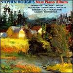 Stephen Hough's New Piano Album