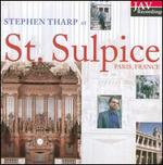 Stephen Tharp at St. Sulpice