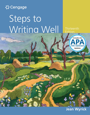 Steps to Writing Well - Wyrick, Jean