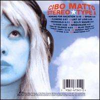 Stereo Type A - Cibo Matto