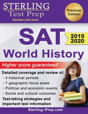 Sterling Test Prep SAT World History: Complete Content Review - Prep, Sterling Test