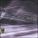 Steve Reich: Variations, Six Pianos Etc.