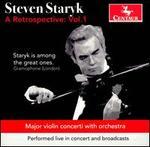 Steven Staryk: A Retrospective, Vol. 1