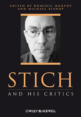 Stich and His Critics - Murphy, Dominic (Editor)