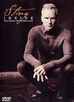 Sting: Inside - The Songs of Sacred Love -