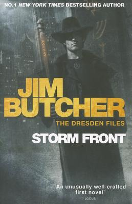 Storm Front: The Dresden Files, Book One - Butcher, Jim