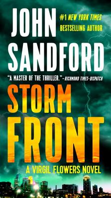 Storm Front - Sandford, John