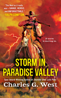 Storm in Paradise Valley - West, Charles G