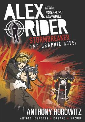 Stormbreaker: The Graphic Novel - Horowitz, Anthony, and Johnston, Antony