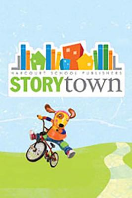 Storytown: Advanced Reader 5-Pack Grade 5 the Egg Drop Egg-Speriment - HSP, and Harcourt School Publishers (Prepared for publication by)
