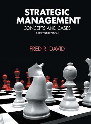 Strategic Management - David, Fred