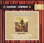 Strauss: Don Quixote; Don Juan