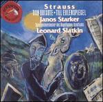 Strauss: Don Quixote; Till Eulenspiegel's Merry Pranks