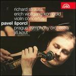 Strauss, Korngold: Violin Concertos