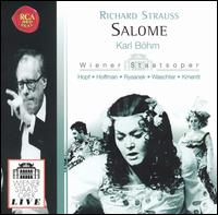 Strauss: Salome - Eberhard Wächter (vocals); Ewald Aichberger (vocals); Frederick Guthrie (vocals); Grace Hoffmann (vocals);...