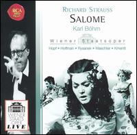 Strauss: Salome - Eberhard W�chter (vocals); Ewald Aichberger (vocals); Frederick Guthrie (vocals); Grace Hoffmann (vocals);...