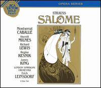 Strauss: Salome - David Kelly (bass); David Lennox (tenor); Dennis Wicks (bass); Elizabeth Bainbridge (soprano); George MacPherson (bass);...
