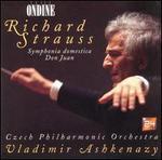 Strauss: Symphonia Domestica; Don Juan