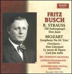 Strauss: Till Eulenspiegel; Don Juan; Mozart: Symphony No. 3 & Others