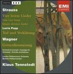 Strauss: Vier letzte Lieder; Tod und Verklärung; Wagner: Götterdämmerung [orchestral excerpts]