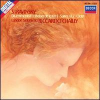 Stravinsky: Divertimento (Le Baiser de la fée); Suites 1 & 2; Octet - Antony Pay (clarinet); David Purser (trombone); Geoffrey Perkins (trombone); Graham Sheen (bassoon); James Watson (trumpet);...
