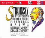 Stravinsky: Le Sacre du Printemps; Firebird Suite