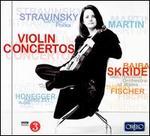 Stravinsky, Martin: Violin Concertos; Honegger: Pacific 231; Rugby