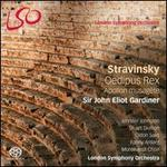 Stravinsky: Oedipus Rex; Apollon musagète