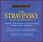 Stravinsky: Orchestral Masterpieces - Bernadette Cullen (soprano); Daniel Mendelow (trumpet); David Nuttall (oboe); Grant Dickson (bass);...