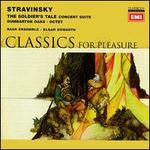 Stravinsky: Soldier's Tale; Dumbarton Oaks; Octet
