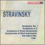 Stravinsky: Symphony No. 1; Symphony in C; Symphony in Three Movements; Symphonies of Wind Instruments; etc