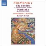 Stravinsky: The Firebird (Complete Original Version); Petrushka (Revised 1947 Version)