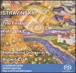 Stravinsky: The Firebird; Petrushka