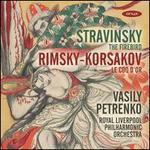 Stravinsky: The Firebird; Rimsky-Korsakov: Le Coq d'Or