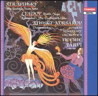 Stravinsky: The Firebird Suite; Lyadov: Baba-Yaga; Rimsky-Korsakyov: Dubinushka - London Symphony Orchestra; Neeme Järvi (conductor)