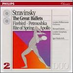 Stravinsky: The Great Ballets - Erich Gruenberg (violin)